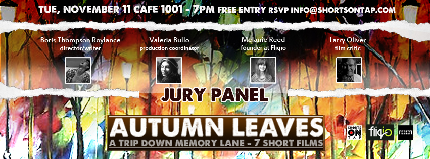 AUTUMN LEAVES JURY