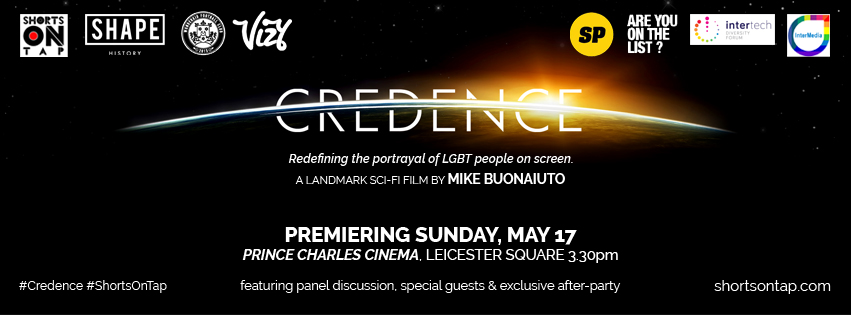 CREDENCE BANNER