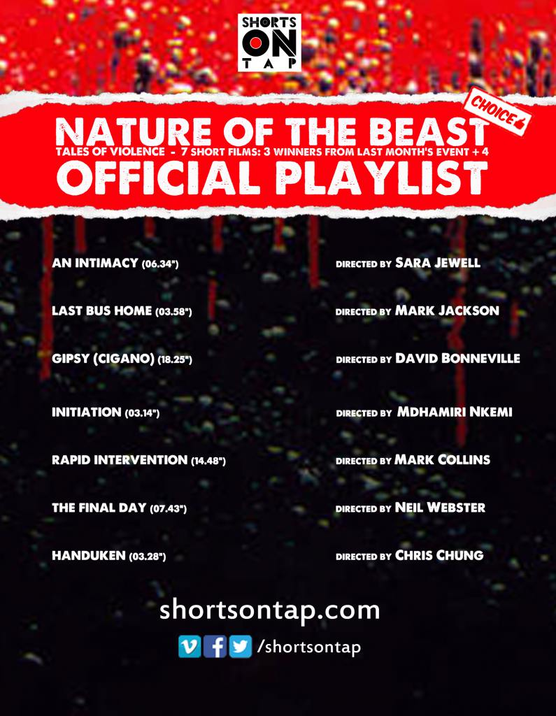 NATURE OF THE BEAST  CHOICE  official playlist