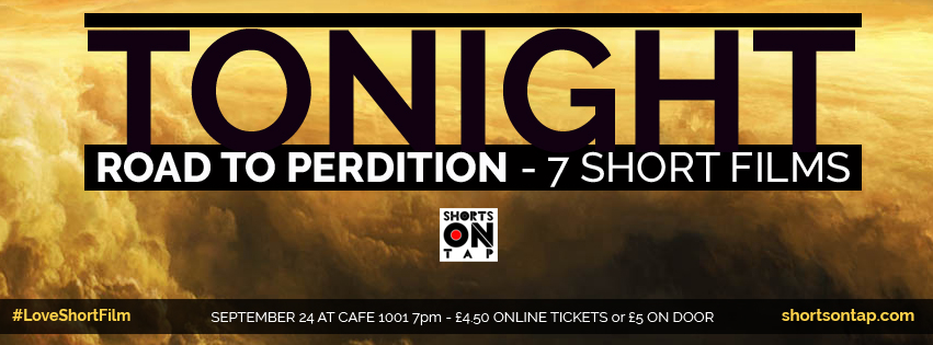 ROAD TO PERDITION TONIGHT BANNER