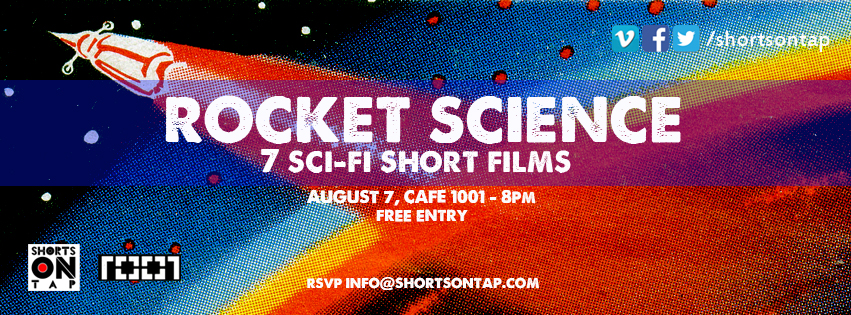 ROCKET SCIENCE BANNER