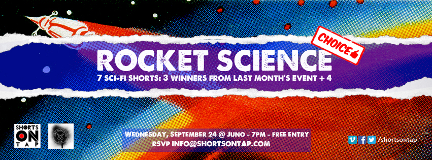 ROCKET SCIENCE CHOICE BANNER