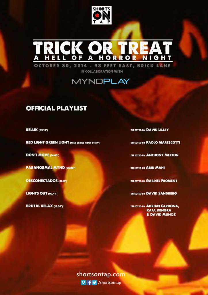 TRICK  official playlist