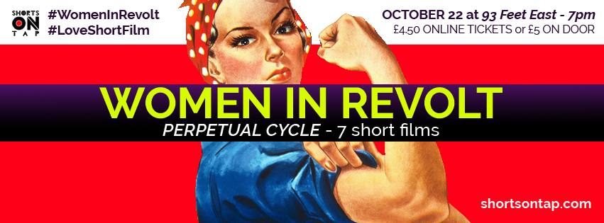 WOMEN IN REVOLT 22 OCT BANNER
