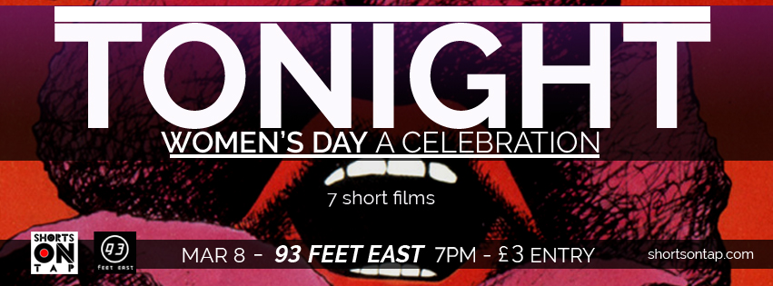 WOMENS DAY TONIGHT BANNER