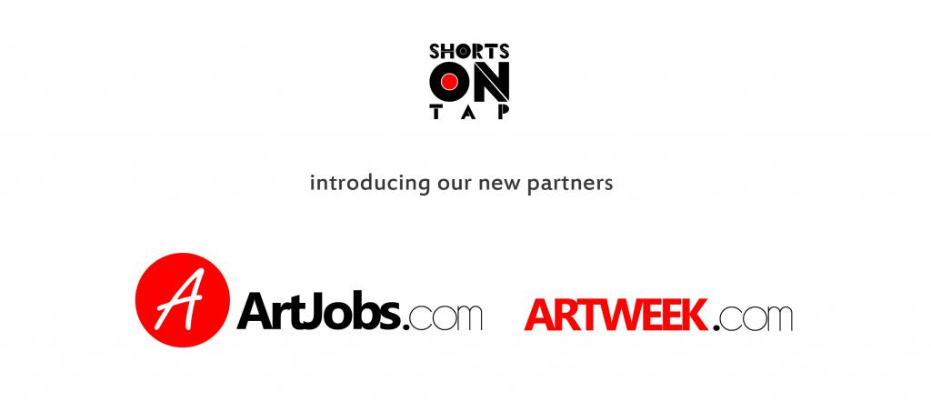 new partners artweek banner